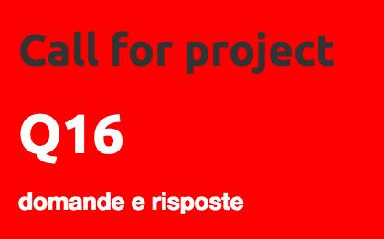 CallForProject